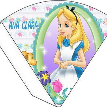 Cone Personalizado - Alice