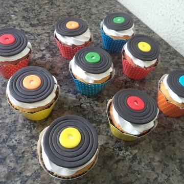 Cupcakes - LPs ou Discos de Vinis.