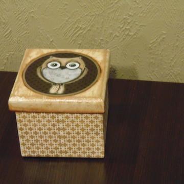 Caixa de coruja de caneca n° 80