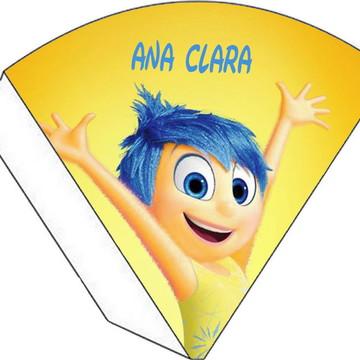 Cone Personalizado - Divertidamente