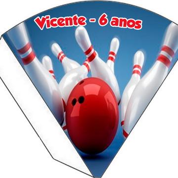 Cone Personalizado - Boliche