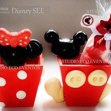 Mimos casal Disney ( mickey e minnie )