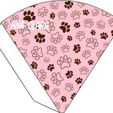 Cone Personalizado - Cachorrinho