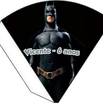 Cone Personalizado - Batman