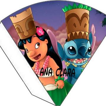 Cone Personalizado - Lilo & Stitch