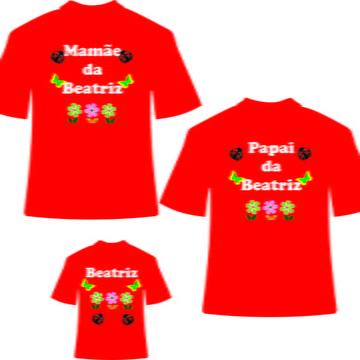 Camisetas Aniversario Personalizada
