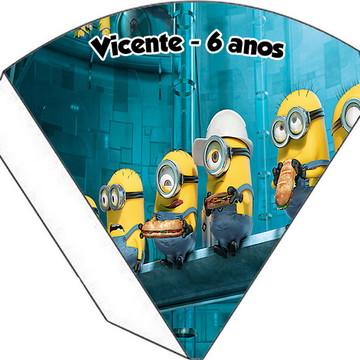 Cone Personalizado - Minions