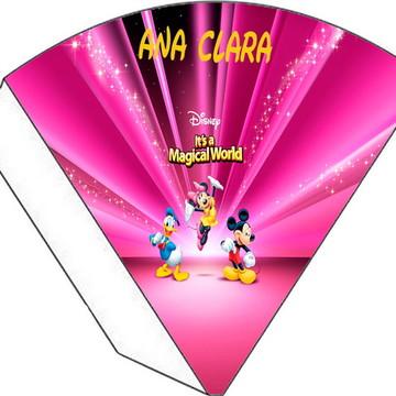 Cone Personalizado - Minnie