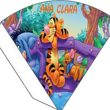 Cone Personalizado - Pooh