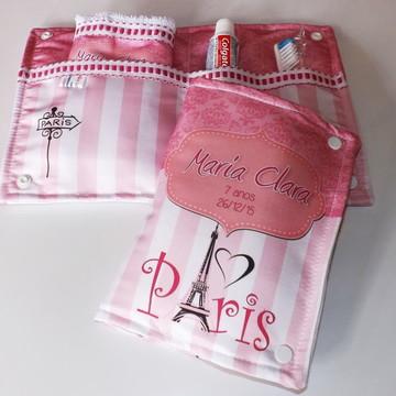 Kit Higiene Tema Paris