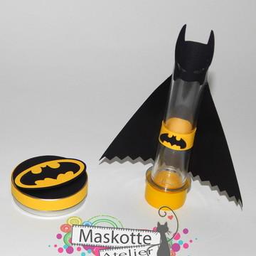Kit festa Batman latinha + tubete