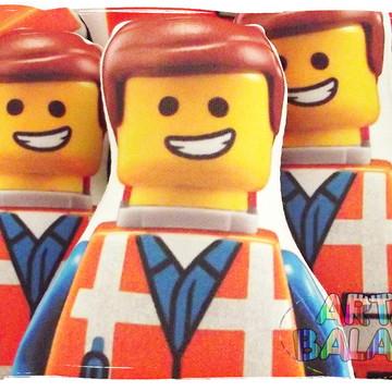Almofadas Lego Lindas as Crianças Amam