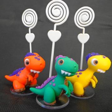 Porta fotos Dinossauros