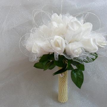 Bouquet para dama, madrinhas e civil I