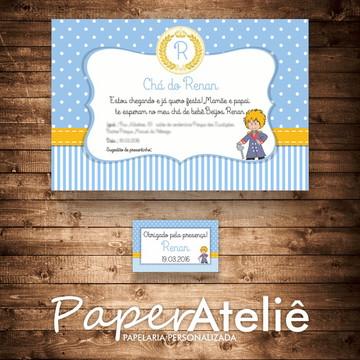 Convite Infantil - Digital