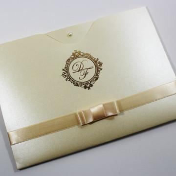 Convite Lins / Majorca Brasão