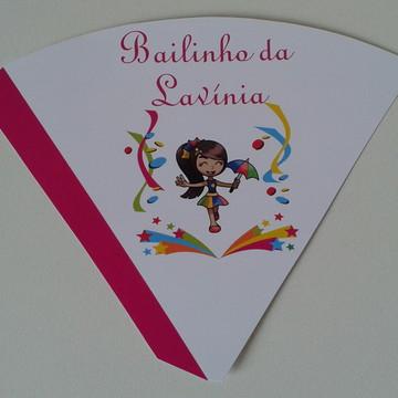 Cone personalizado Carnaval