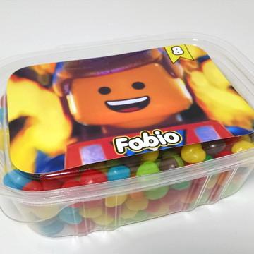 Festa Lego Lembrancinha Marmitinha