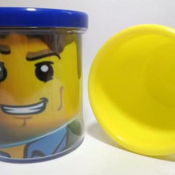 Lego Policial Lembrancinha Caneca