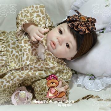 Linda bebê Ana Laura Adotada