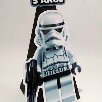 Star Wars Lego Enfeite de Mesa
