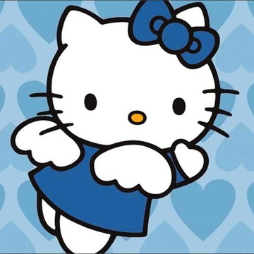 Painel Hello Kitty G - Frete Grátis