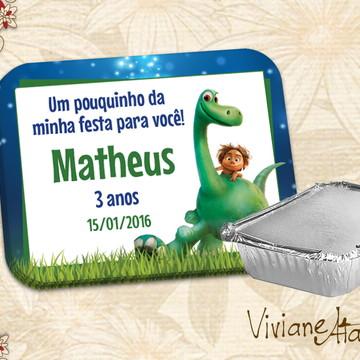 Adesivo Marmita O Bom Dinossauro - 00320