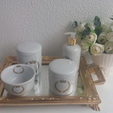 Kit higiene coroa
