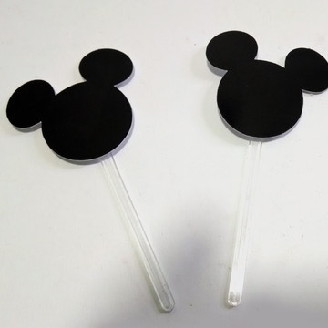 Mickey Toppers Recorte