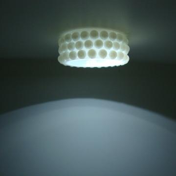 Iluminação Lustre pérolas