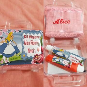 Kit higiene - volta as aulas