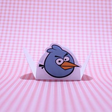 Forminha para doce- angry birds