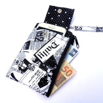 Carteira Porta Celular/Iphone/Outros