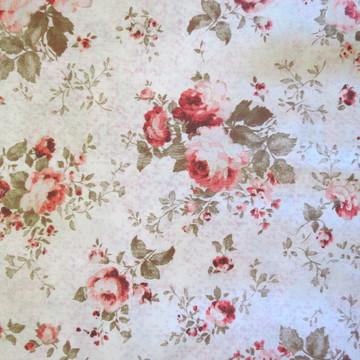 Floral PRATI-BRITISH ROSE -ROSA