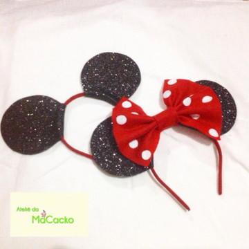 Tiara Mickey e Minnie