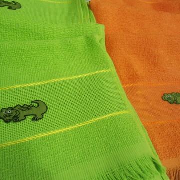 Mini toalha personalizada