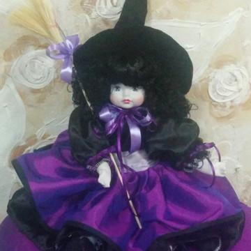 Bruxa de Porcelana