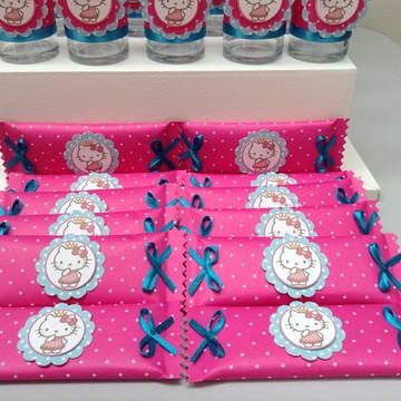Chocolate personalizado Hello Kitty 2