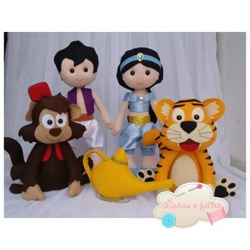 Kit Aladin e Jasmine