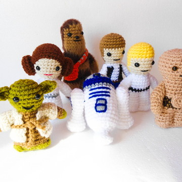 Amigurumi Star Wars