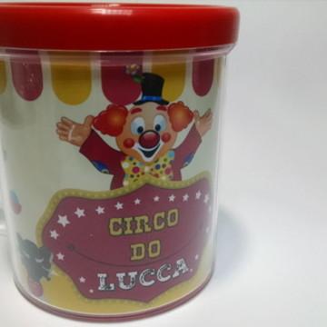 Palhaço Circo Lembrancinha Caneca