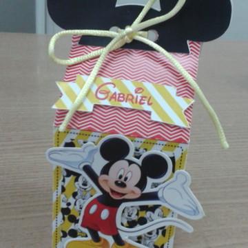 Caixa Milk Orelha Mickey