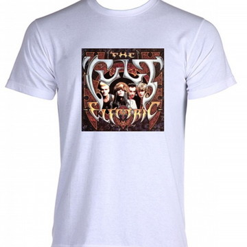 Camiseta The Cult 01