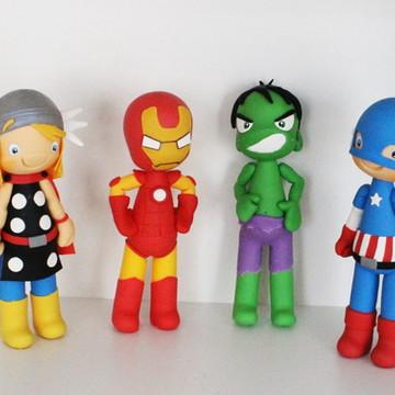 locação tema super heroes