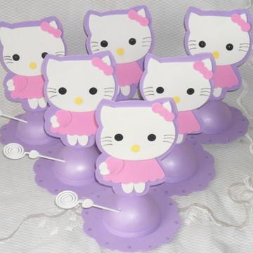 Enfeite de mesa Hello Kitty