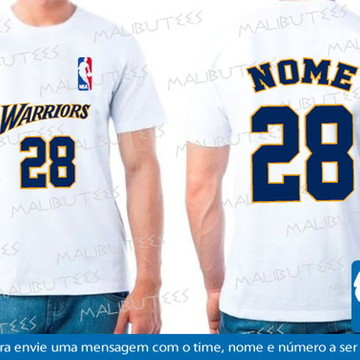 026b0ec40 Camiseta Golden State Warriors Basquete