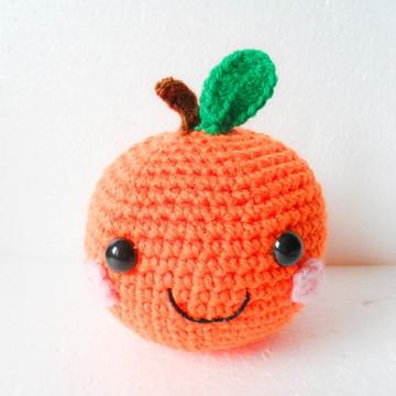 Amigurumi Laranja (Orange Gurumi)
