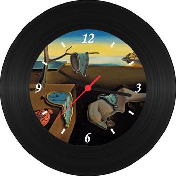 Relógio de Vinil - Salvador Dalí