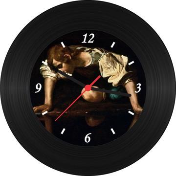 Relógio de Vinil - Caravaggio