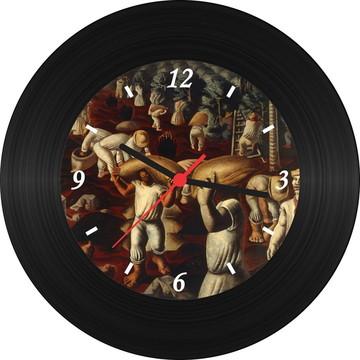 Relógio de Vinil - Portinari